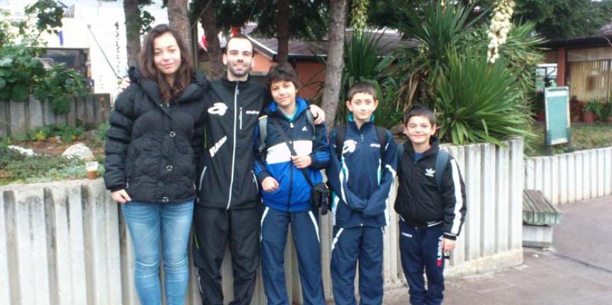 Млад олимпиец Варна 23-24 ноември 2013