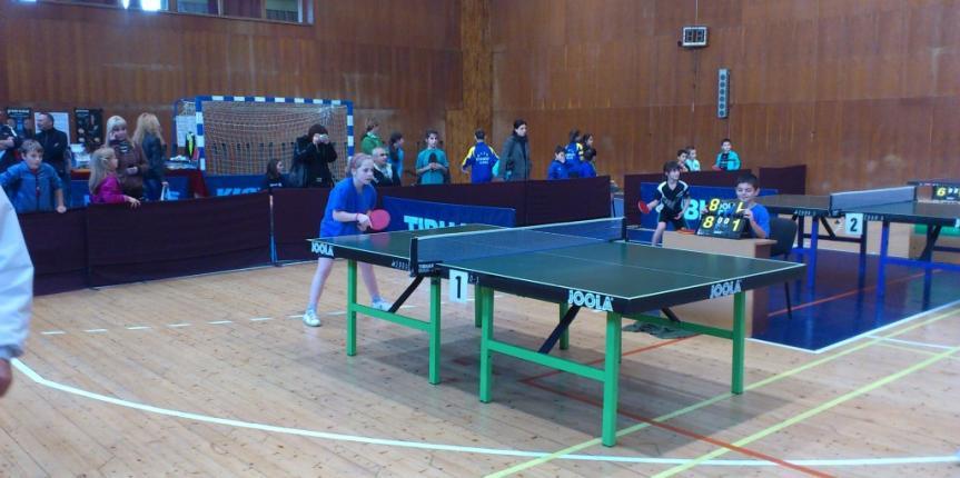 """Национален Турнир """"Млад Олимпиец"""" за деца до 12 години за Северна България"""